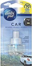 "Parfumuri și produse cosmetice Rezervă aromatizator auto ""Prospețime"" - Ambi Pur Air Freshener Refill Sky Fresh"