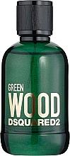 Parfumuri și produse cosmetice Dsquared2 Green Wood Pour Homme - Apă de toaletă
