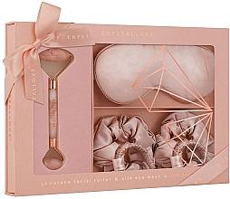 Parfumuri și produse cosmetice Set - Crystallove Rose Quartz Home SPA Set