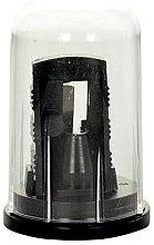 Parfumuri și produse cosmetice Ascutitoare pentru creioane - Sefiros Cosmetic Pencil Sharpener