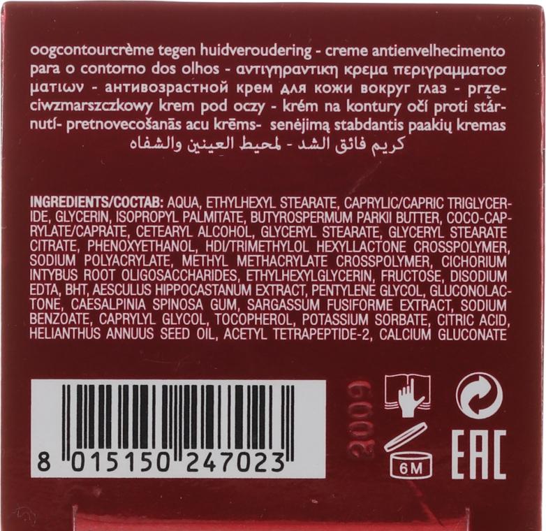 Cremă pentru zona ochilor - Collistar Lift HD Ultra-Lifting Eye And Lip Contour Cream — Imagine N3