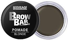 Parfumuri și produse cosmetice Pomadă pentru sprâncene - Luxvisage Brow Bar Pomade