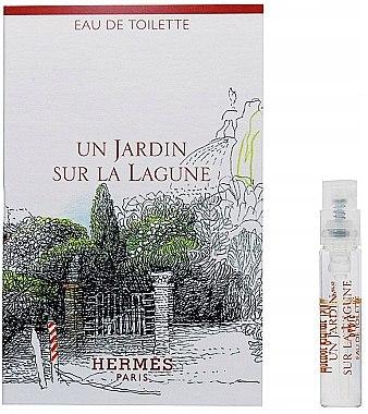 Hermes Un Jardin Sur La Lagune - Apă de toaletă (mostră)
