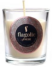 "Parfumuri și produse cosmetice Lumânare aromatică ""Fruit on the beach"" - Flagolie Fragranced Candle Fruits On The Beach"