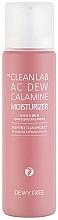 Parfumuri și produse cosmetice Cremă hidratantă cu calamina pentru față - Dewytree The Clean Lab AC Dew Calamine Moisturizer