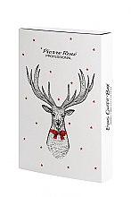 Parfumuri și produse cosmetice Set pentru machiajul ochilor - Pierre Rene Outfit Eyes Box White (mascara/15ml + liner/2.5ml + pencil/0.35g)
