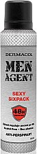 Parfumuri și produse cosmetice Antiperspirant - Dermacol Men Agent Sexy Sixpack 48H Protection Anti-Perspirant