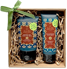 Parfumuri și produse cosmetice Set - Sabai Thai Jasmine (h/cr/100ml + foot/cr/100ml)