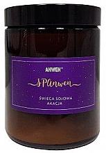 """Parfumuri și produse cosmetice Lumânare parfumată din soia """"Acacia"""" - Anwen Acacia"""