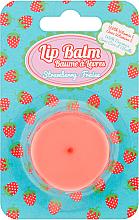 """Parfumuri și produse cosmetice Balsam de buze """"Căpșună"""" - Cosmetic 2K Lip Balm Strawberry"""