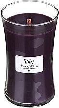 Parfumuri și produse cosmetice Lumânare aromată - WoodWick Hourglass Candle Fig
