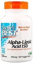 Духи, Парфюмерия, косметика Альфа-липоевая кислота, 150 мг - Doctor's Best Alpha Lipoic Acid