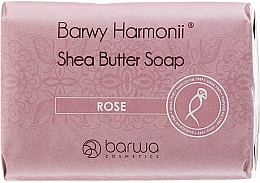 Parfumuri și produse cosmetice Мыло с экстрактом розы - Barwa Harmony Rose Soap