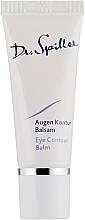 Parfumuri și produse cosmetice Balsam pentru conturul ochilor și al buzelor - Dr. Spiller Eye Care