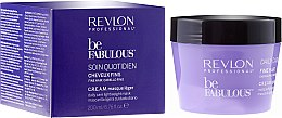 Parfumuri și produse cosmetice Mască de curățare pentru părul fragil - Revlon Professional Be Fabulous Daily Care Fine Hair Lightweight Mask