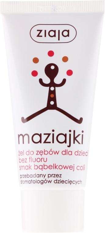 """Pasta de dinți pentru copii fără fluor """"Kola"""" - Ziaja"""