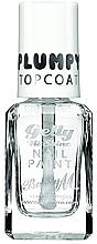 Parfumuri și produse cosmetice Top cu efect de gel pentru unghii - Barry M Gelly Hi Shine Nail Paint Plumpy Top Coat