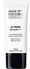 Parfumuri și produse cosmetice Primer pentru față - Make Up For Ever UV Prime SPF 50/PA Daily Protective Make-up Primer