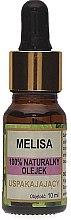 "Parfumuri și produse cosmetice Ulei esențial de ""Melissa"" - Biomika Melisa Oil"