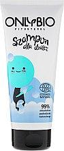 Șampon de păr pentru copii - Only Bio — Imagine N1