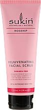 Parfumuri și produse cosmetice Scrub pentru față - Sukin Rejuvenating Facial Scrub