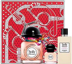 Parfumuri și produse cosmetice Hermes Twilly d`Hermes - Set (edp/85ml + b/lot/80ml + edp/7.5ml)