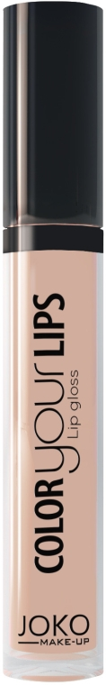 Luciu de buze - Joko Color Your Lips Lipgloss New — Imagine N1