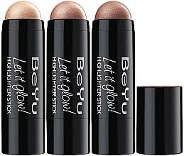 Parfumuri și produse cosmetice Iluminator-stick pentru față - BeYu Let It Glow! Highlighter Stick