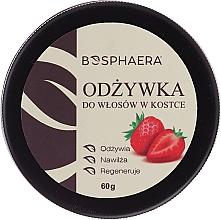 Parfumuri și produse cosmetice Balsam de păr, în borcan metalic - Bosphaera