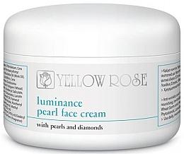 Parfumuri și produse cosmetice Cremă facială cu extract de perle - Yellow Rose Luminance Pearl Face Cream