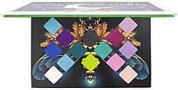 Parfumuri și produse cosmetice Paletă farduri de ochi - Moira Never Ending Lights Shadow Palette