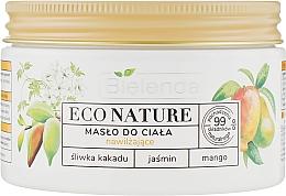 Parfumuri și produse cosmetice Ulei hidratant pentru corp - Bielenda Eco Nature Kakadu Plum, Jasmine and Mango