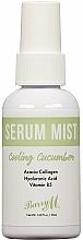 Parfumuri și produse cosmetice Ser-spray pentru față - Barry M Serum Mist Cooling Cucumber