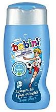 """Parfumuri și produse cosmetice Șampon-gel și spumă de baie """"Fotbalist superb"""" - Bobini"""