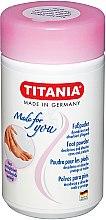 Parfumuri și produse cosmetice Pudră de talc pentru picioare - Titania Foot Powder