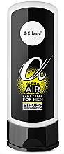 Parfumuri și produse cosmetice Cremă de mâini pentru bărbați - Silcare Alpha Hand Cream For Men Air