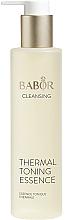 Parfumuri și produse cosmetice Tonic pentru față - Babor Cleansing Thermal Toning Essence