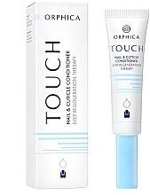 Parfumuri și produse cosmetice Balsam pentru unghii și cuticule - Orphica Touch Nail & Cuticle Conditioner