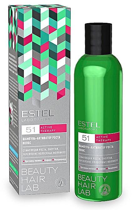 Șampon activator pentru creșterea părului - Estel Beauty Hair Lab 51 Active Therapy Shampoo