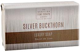 Parfumuri și produse cosmetice Săpun de mâini - Scottish Fine Soaps Silver Buckthorn Luxury Soap Bar