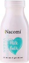 """Parfumuri și produse cosmetice Lapte de baie """"Zmeură"""" - Nacomi Milk Bath Raspberry"""
