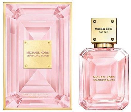 Michael Kors Sparkling Blush - Apă de parfum — Imagine N1