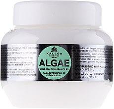 Parfumuri și produse cosmetice Mască pentru păr cu extras de alge și ulei de măsline - Kallos Cosmetics Algae Mask