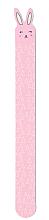 Parfumuri și produse cosmetice Pilă de unghii - Tools For Beauty Nail File Rabbit