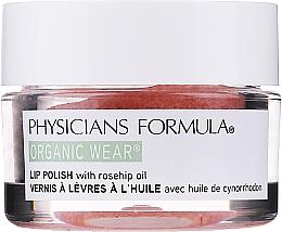 Духи, Парфюмерия, косметика Скраб для губ - Physicians Formula Organic Wear Organic Rose Oil Lip Polish Rose