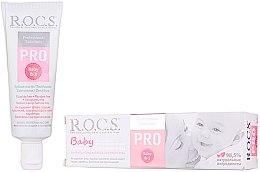 Parfumuri și produse cosmetice Зубная паста для детей - R.O.C.S. PRO Baby