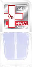 Parfumuri și produse cosmetice Tratament pentru unghii 9 în 1 - Wibo 9 in 1 Argan Power