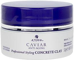 Parfumuri și produse cosmetice Argilă pentru păr - Alterna Caviar Anti Aging Styling Concrete Clay