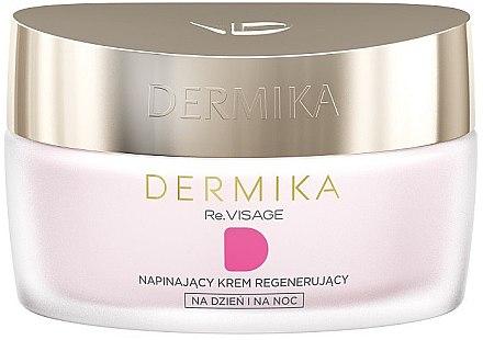 Cremă regenerantă 70+ - Dermika Re.Visage — Imagine N1