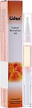 """Parfumuri și produse cosmetice Creion ulei de cuticule parfumate """"Orange"""" - Lidan Curticle Revitalizer Orange Oil"""